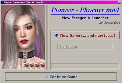 CDNA Phoenix Launcher